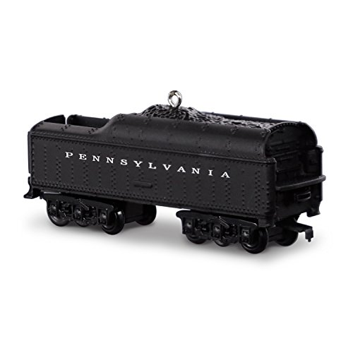 Hallmark Keepsake 2017 LIONEL 2671W Tender Train Car Christmas - Car Train Collectible