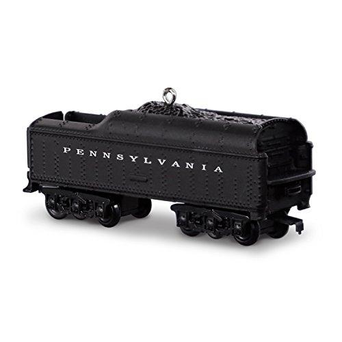 Hallmark Keepsake 2017 LIONEL 2671W Tender Train Car Christmas Ornament