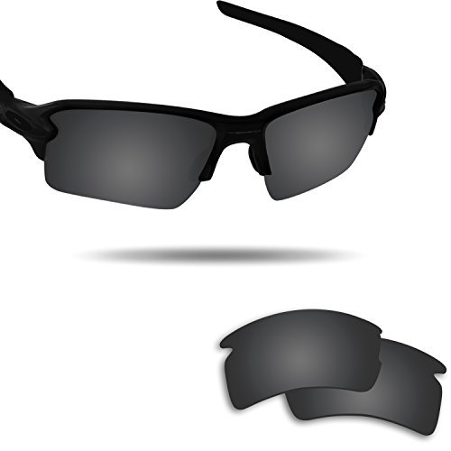 Fiskr Anti-saltwater Replacement Lenses for Oakley Flak 2.0 XL Sunglasses - Various Colors by Fiskr