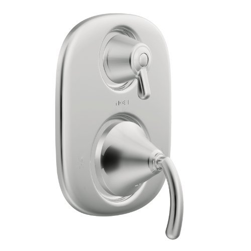 Moen T4112 Icon Chrome Moentrol Valve Trim (Valve Not Included) by Moen