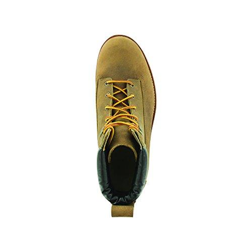 Trailblazer Leather 11 Tan Toe Livingston XL Steel BossSole Abram Men's 6'' Boots Boot WW Work U4zqCf