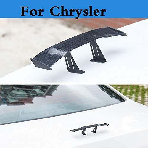 ChenghuaguoChenghuaguo Auto Wing Set Spoiler Body Rear Spoiler Tail Wing for Chrysler 200 300C 300C SRT8 Aspen Crossfire Nassau Neon PT Cruiser Sebring