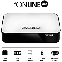 Avov TVonline+ ver2 IPTV/OTT set-top box