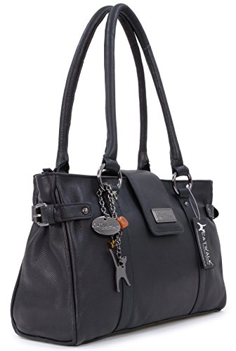 Handbags Catwalk à Sacs Noir femme bandoulière Collection 5pwprq4Z