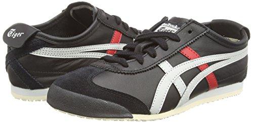 misti grigio Sneakers per nero Tiger 9011 adulti basse morbido Onistuka 66 Mexico Nero 0wpx1qSf