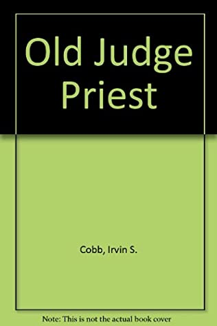 book cover of Old Judge Priest