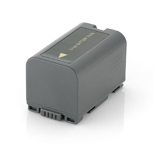 Panasonic PV-DV400 Camcorder Battery Lithium-Ion (2000 mAh) - Replacement for Panasonic CGR-D16 Battery by Synergy Digital