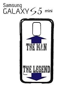 The Man The Legend Cell Phone Case Samsung Galaxy S5 Mini Black