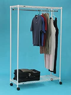 InterMETRO Special PrePacks Chrome Garment Rack (Cover Sold Seperately)
