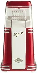 Guzzanti FC 120 palomitas de maiz poppers - Palomitero (160 x 160 x 300 mm, 970g) Rojo