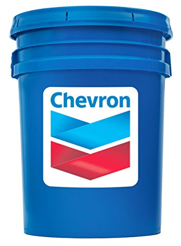 Chevron Cetus HiPerSYN 46 - Synthetic Air Compressor Oil Lubricant, 5 Gallon Pail