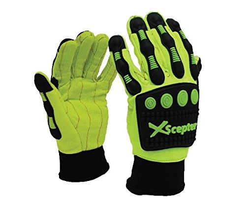 XSepter Daybreaker Impact Glove Dozen Pairs Size Medium