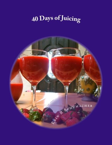 40 days of juicing - 1