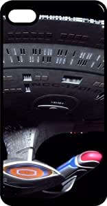 Spaceship Searching For ET Extra Terrestrial Black Rubber Case for Apple iPhone 4 or iPhone 4s
