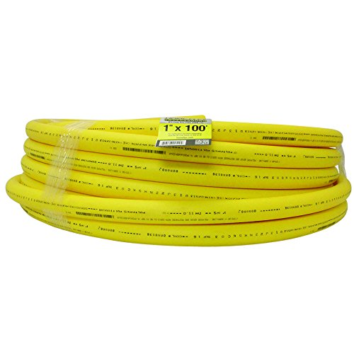Underground 100 ft. Yellow Polyethylene Gas Pipe (1) by HOME-FLEX