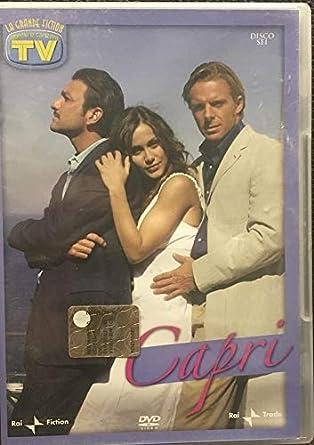 capri fiction dvd