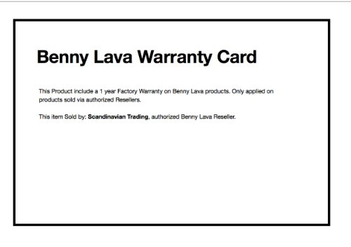 Benny Lava - Silicone Credit card holder for any mobile phone. Fits on the backside of the cell phone / smart phone. Easely attachable. (White)