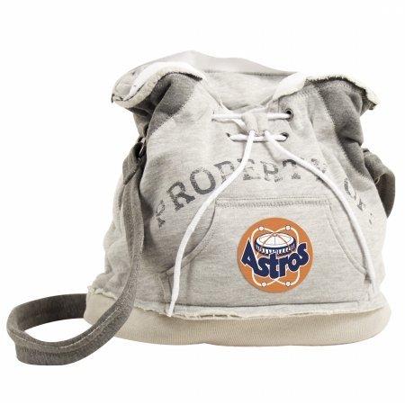 MLB Houston Astros Retro Hoodie Duffel