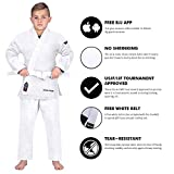 Elite Sports Judo Gi for Kids, Uniforms Kids IJF