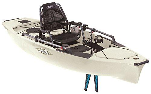 Hobie Mirage Pro Angler 12 Kayak 2017 - 12ft/Ivory Dune (Hobie Fishing Kayak)