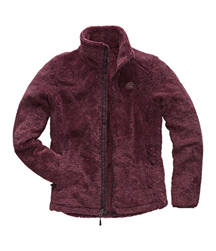 The North Face Women's Osito 2 Jacket - Fig & Faded Rose Stripe - S ()