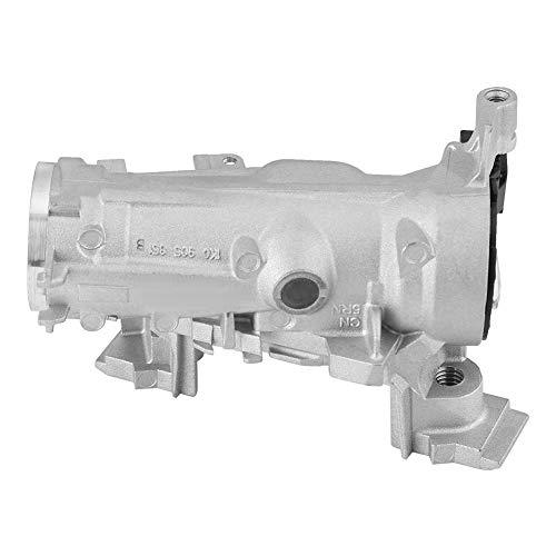 KIMISS Ignition Switch Steering Lock Barrel Housing for 1K0905851B 1K0905865:
