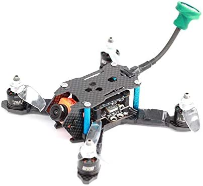 Turtle 147mm 3 Inch Normal X FPV Racing Frame Kit For RC Drone Supports Split - RC Toys & Hobbies Multi Rotor Parts- 1 x Turbo Turtle 147mm Frame