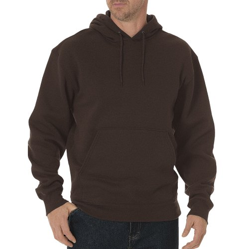 UPC 029311339470, Dickies Heavyweight Fleece Work Pullover, CHOC BROWN, M