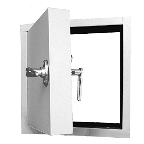 XPA - 24 x 24 WEATHER-RESISTANT FLUSH ACCESS PANEL by JL Industries