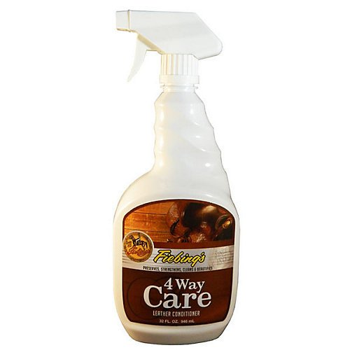 Fiebings 4 Way Care Leather Conditioner - Care 4 Way Leather