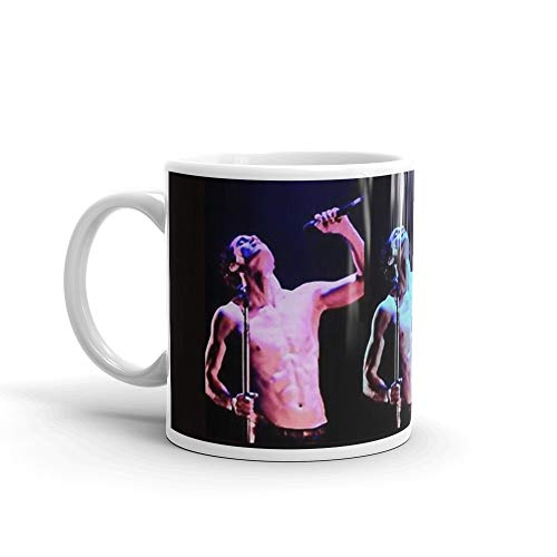 Darren Criss 11 Oz White Ceramic (Hedwig And The Angry Inch Darren Criss)