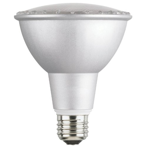 Westinghouse 3669000 PAR30 15-Watt Compact Fluorescent Lamp with Aluminum -
