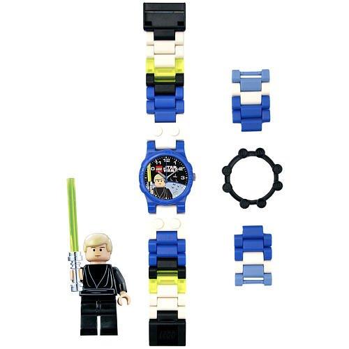 Lego Star Wars Luke Skywalker Building Watch 9001741 (Watch Lego Vader Darth)