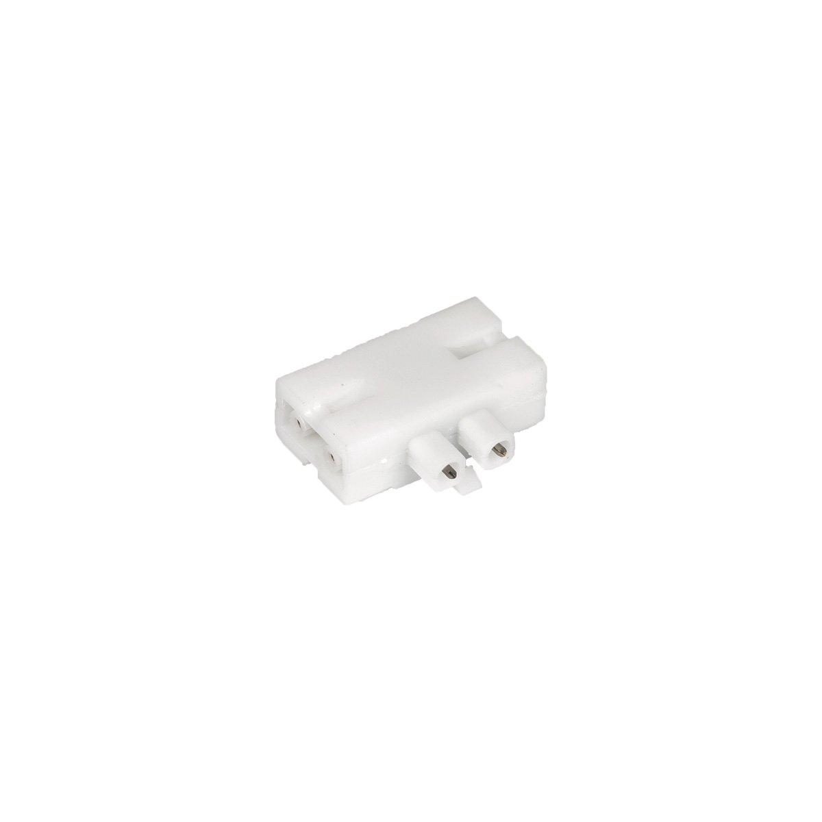 WAC Lighting LED-HVT-T-WT Flexline T Connector, White