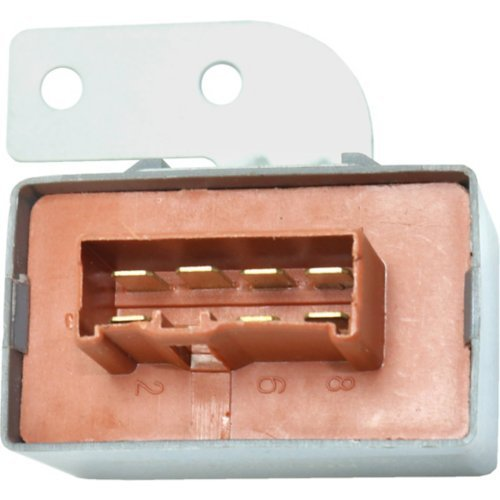 Evan-Fischer EVA29511031521 Fuel pump relay for Accord 90-97 / Cl 97-99 7 Male Terminals Blade Type Rectangular Female Connector