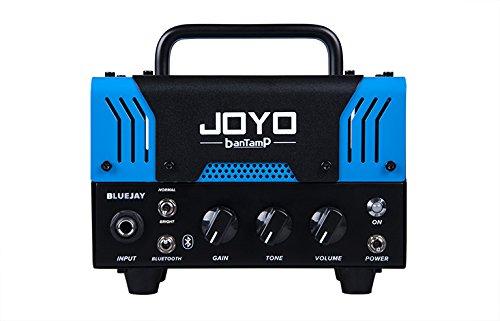 JOYO BLUEJAY 20 Watt Mini Tube Head New banTamp Series by JOYO