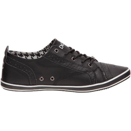 DC - Zapatillas deportivas para hombre Negro (17 Noir)