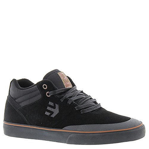 Etnies Mens Men's Marana Vulc MT Skate Shoe, Black/Brown, 13 Medium US