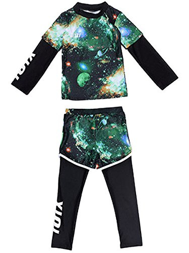 Enthusiastic Carters Girls Fish Print Short Sleeve Rashguard Swim Top Size 4t Complete In Specifications Swimwear Baby & Toddler Clothing