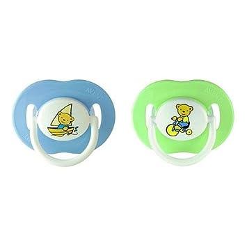 Amazon.com: Avent oso bebé chupete (3 Mo s): Baby