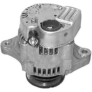 db electrical and0168 new alternator for toyota forklift lift truck, 5fd  5fdl 4sg 5fg 5fgl 2fg-7 2fg-9 2fgl-7 2fgl-9 4sg-10 4sg-12 4sg-15  nd100211-4540