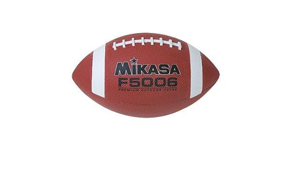 Mikasa F5006 Junior - Balón de fútbol (Goma): Amazon.es: Deportes ...