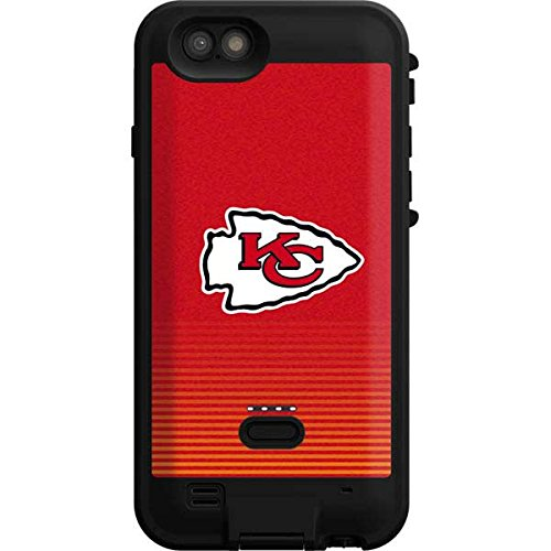 NFL Kansas City Chiefs LifeProof Fre Power iPhone 6/6s Skin - Kansas City Chiefs Breakaway Vinyl Decal Skin For Your Fre Power iPhone 6/6s