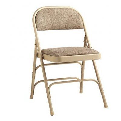 SST497532900 - Samsonite 2900 Series Commercial Grade All Steel Fabric Padded Folding (Samsonite Fabric Chair)