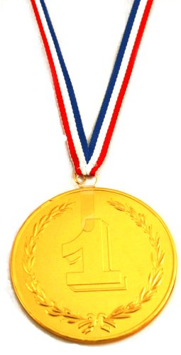 Chocolate Gold Award Medal Only $5.99