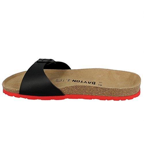 Bayton - Tongs / Sandales - Ba-10403 - Noir