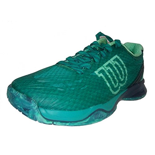 Wilson Damen Wrs322520e065 Tennisschuhe, Blau (Deep Peacock Blue / Reflecting Pond / E), 40 1/3 EU