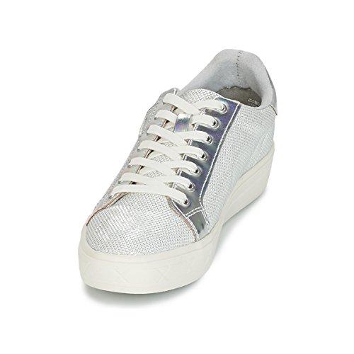 Donne Sneakers White Racapi Basse Glam Bianco Tamaris 5ETxHcwvqT