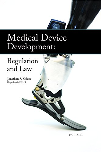 Medical Device Development  Regulation And Law
