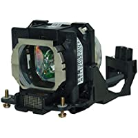 OEM Panasonic Projector Lamp, Replaces Model PT-AE700U with Housing